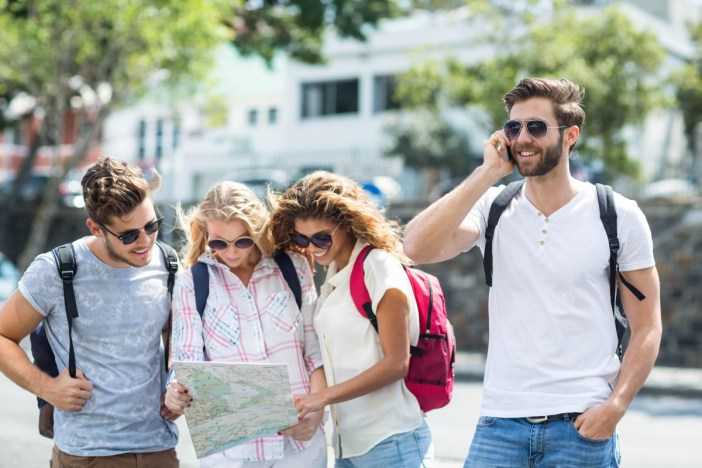 Best phone plan when travelling in France - Stock Photos from wavebreakmedia - Shutterstock