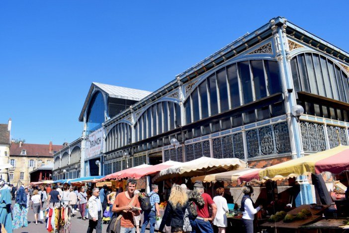 The Halles market in Dijon © French Moments