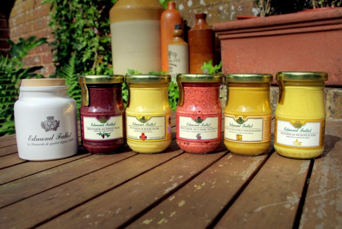 Fallot mustards © French Moments