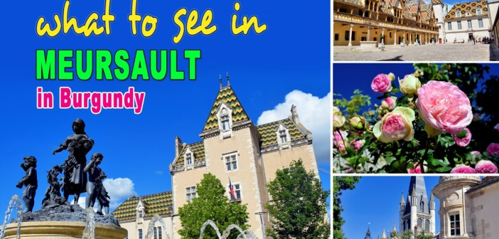 What to see in Meursault in Burgundy? © French Moments
