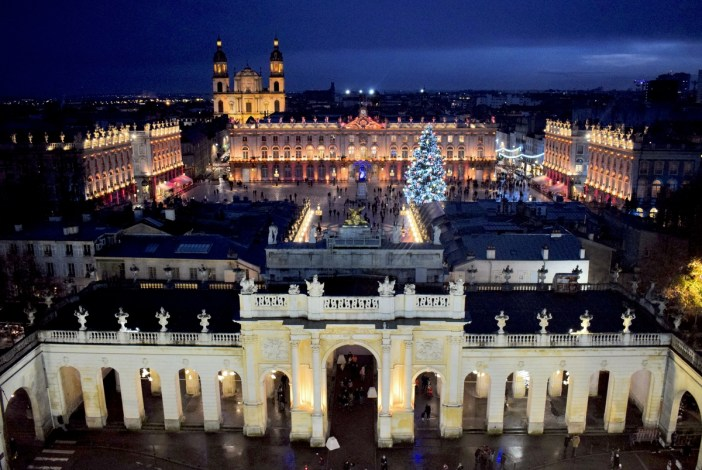 Nancy during the celebrations of Saint-Nicolas © French Moments