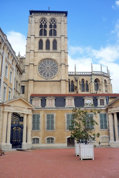 Saint-Jean cathedral, Lyon © French Moments