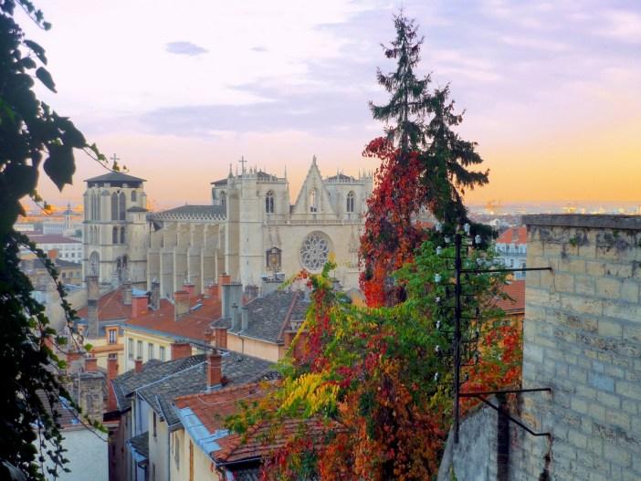 Fourvière Hill, Lyon © French Moments