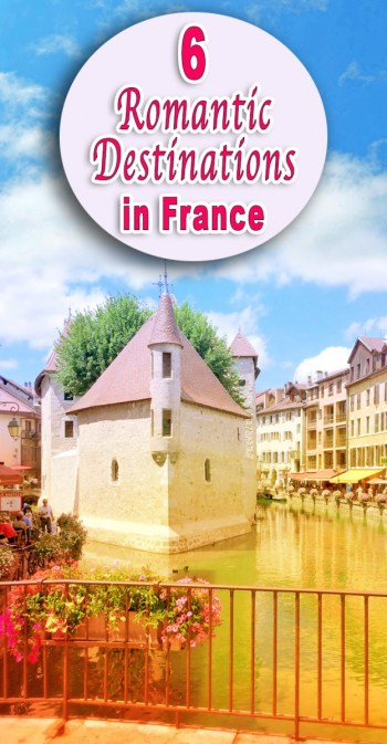 Romantic Destinations in France besides Paris © French Moments