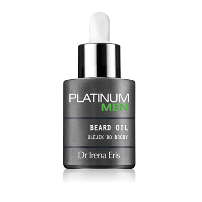 PLATINUM MEN – BEARD MANIAC BEARD OIL