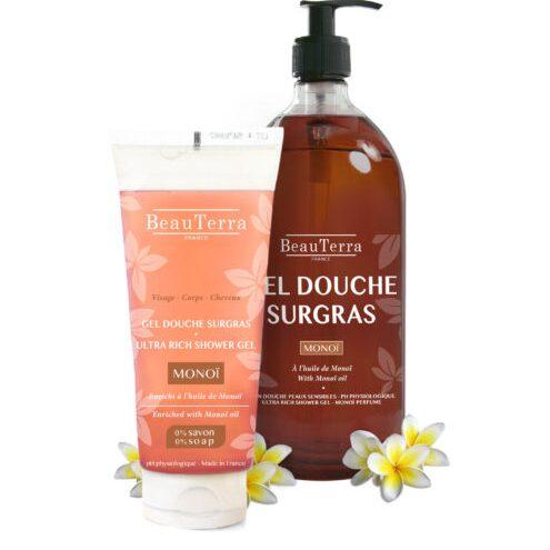 BeauTerra Ultra Rich Shower Gel