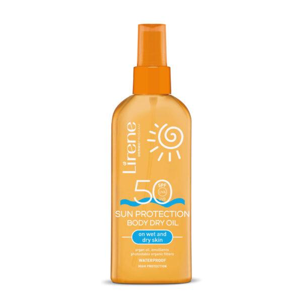 Lirene sun - body dry oil