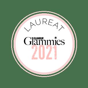 Dr. Irena Eris Glammies-2021- award label