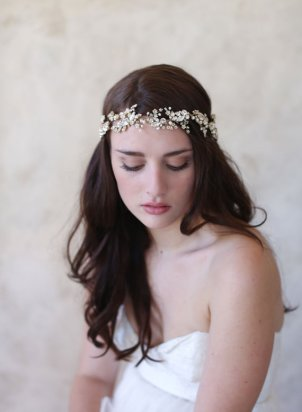 Headband en cristal