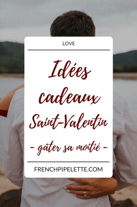 Idées cadeaux Saint-Valentin - Pinterest