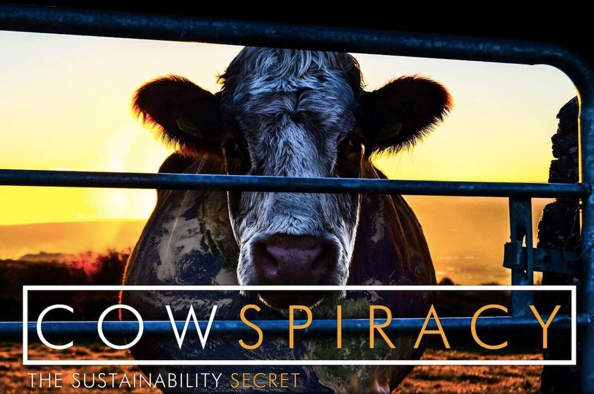5 reportages Netflix à voir - Cowspiracy