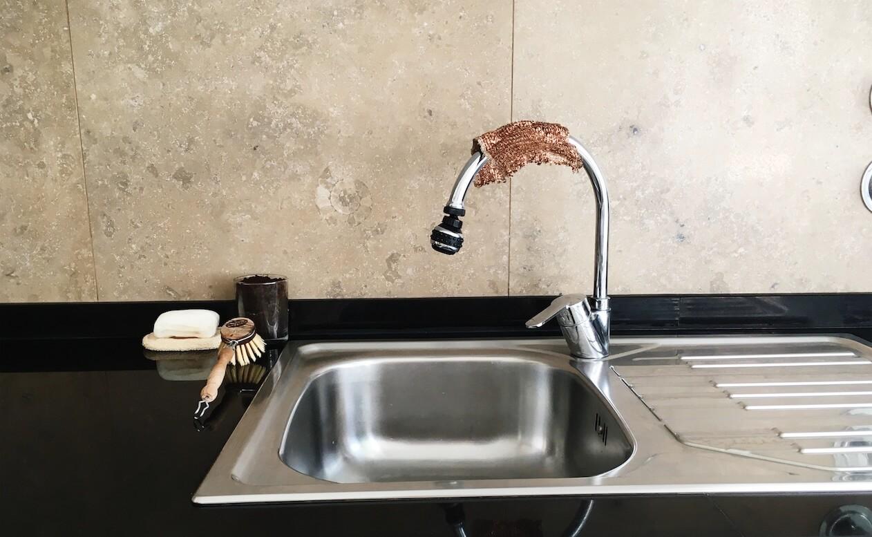 vaisselle zéro déchet minimaliste