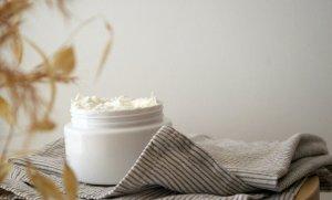 Crème fouettée pour le corps ultra nourrissante