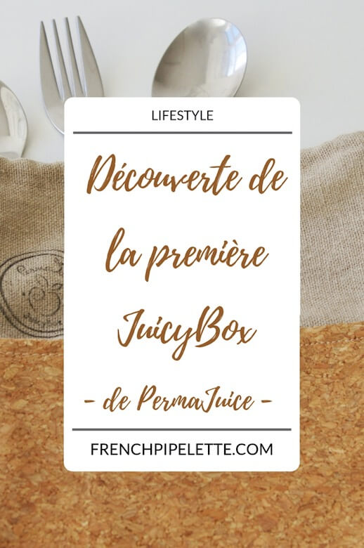 Juicy Box Hiver de Permajuice