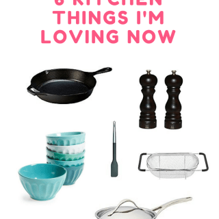 6 Kitchen Things I'm Loving Right Now
