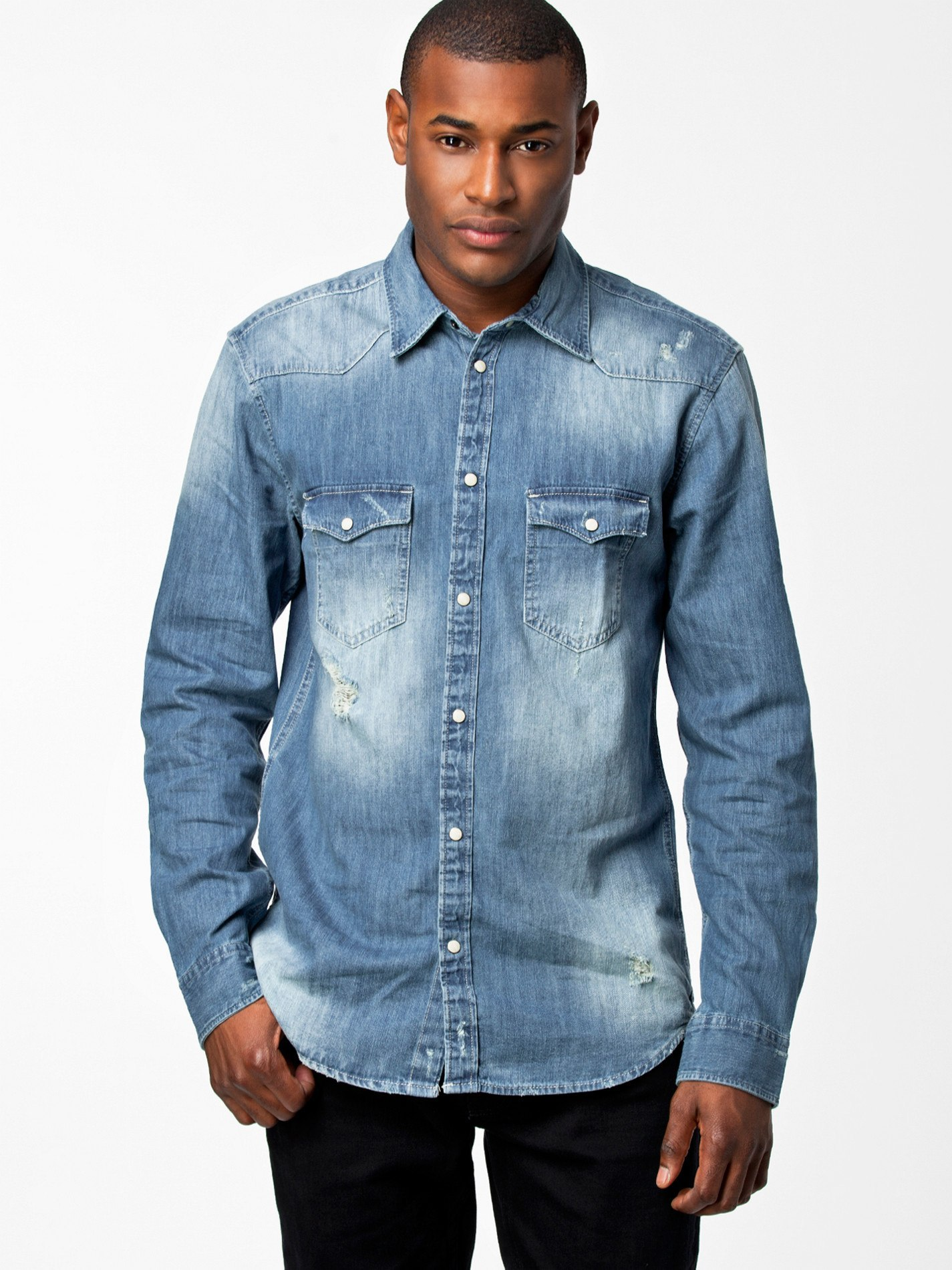 jean-shirt