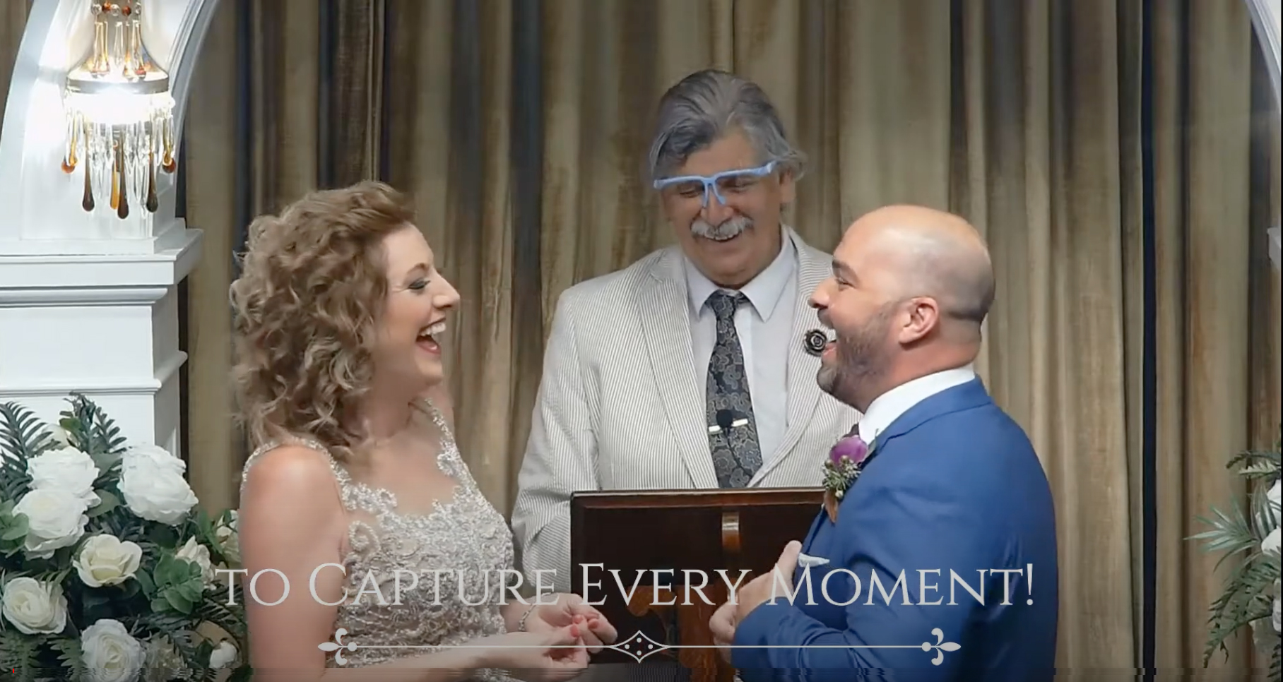 French Quarter Wedding Chapel Now Offers Live Streaming