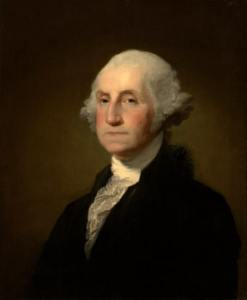 the first president of the United States