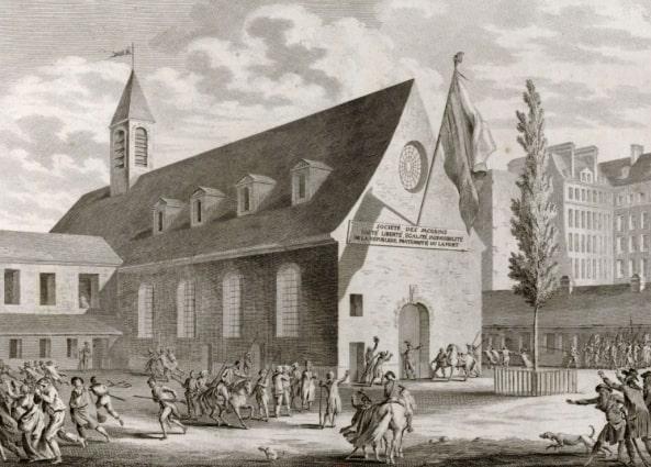 Closure of the Jacobins club