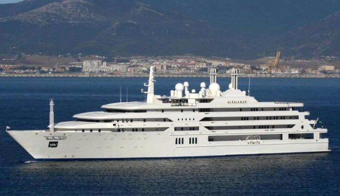 The 10 Largest Yachts in the World – French Riviera Luxury