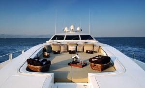 Leopard Yacht Cheeky Tiger