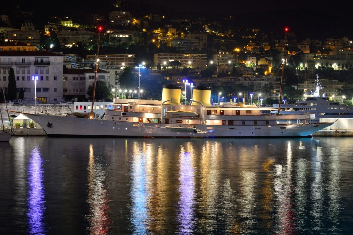 TALITHA Yacht
