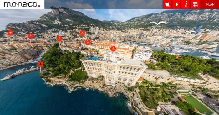 Monaco Virtual Tours