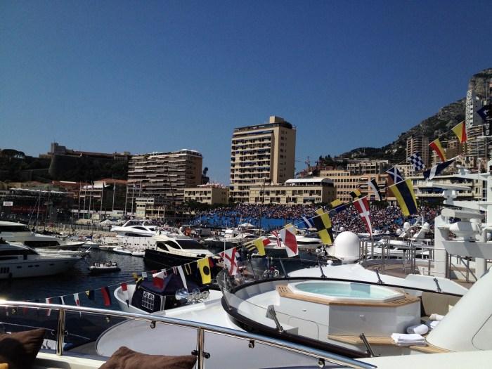 Monaco GP Yacht Charter