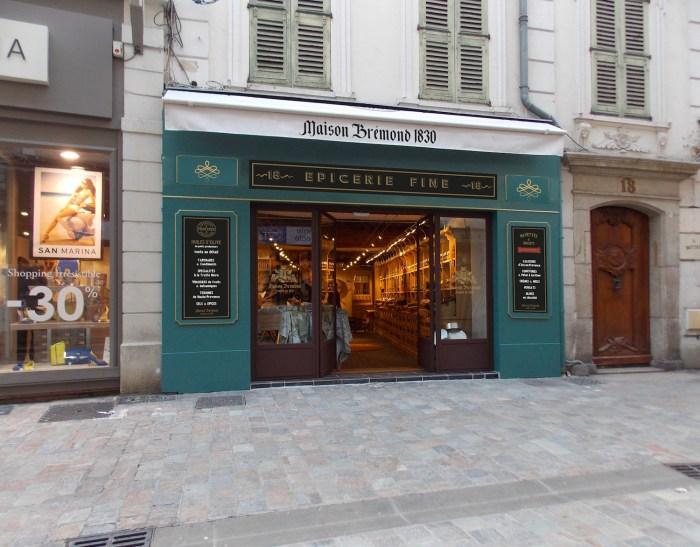 Maison Bremond in rue Meynadier, Cannes