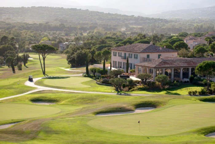 Golf Club de St Tropez