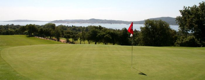 Golf Club de Beauvallon in Grimaud, France