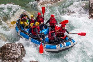 Rafting in Gorges du Verdon