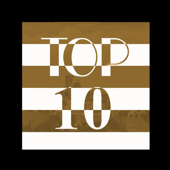 Top 10 Tracks of the Month: November