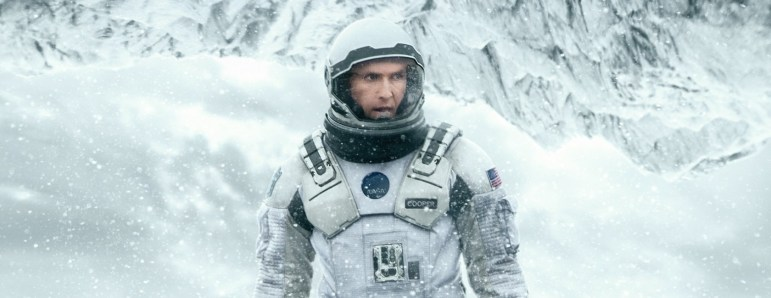 Interstellar Movie 2014