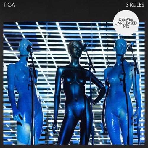 Listen: Tiga - 3 Rules (Deewee Mix)