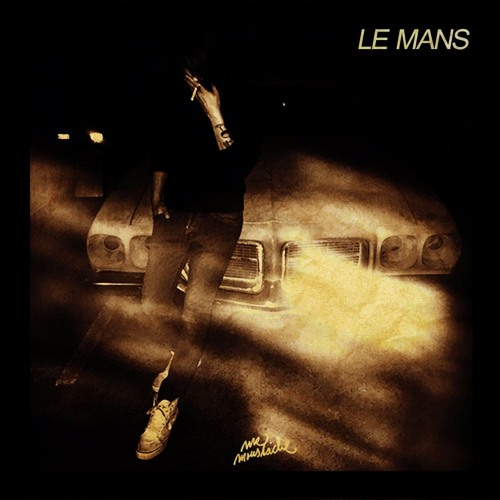 "Mr. Moustache Gets Speedy With His Latest Single, ""Le Mans"""