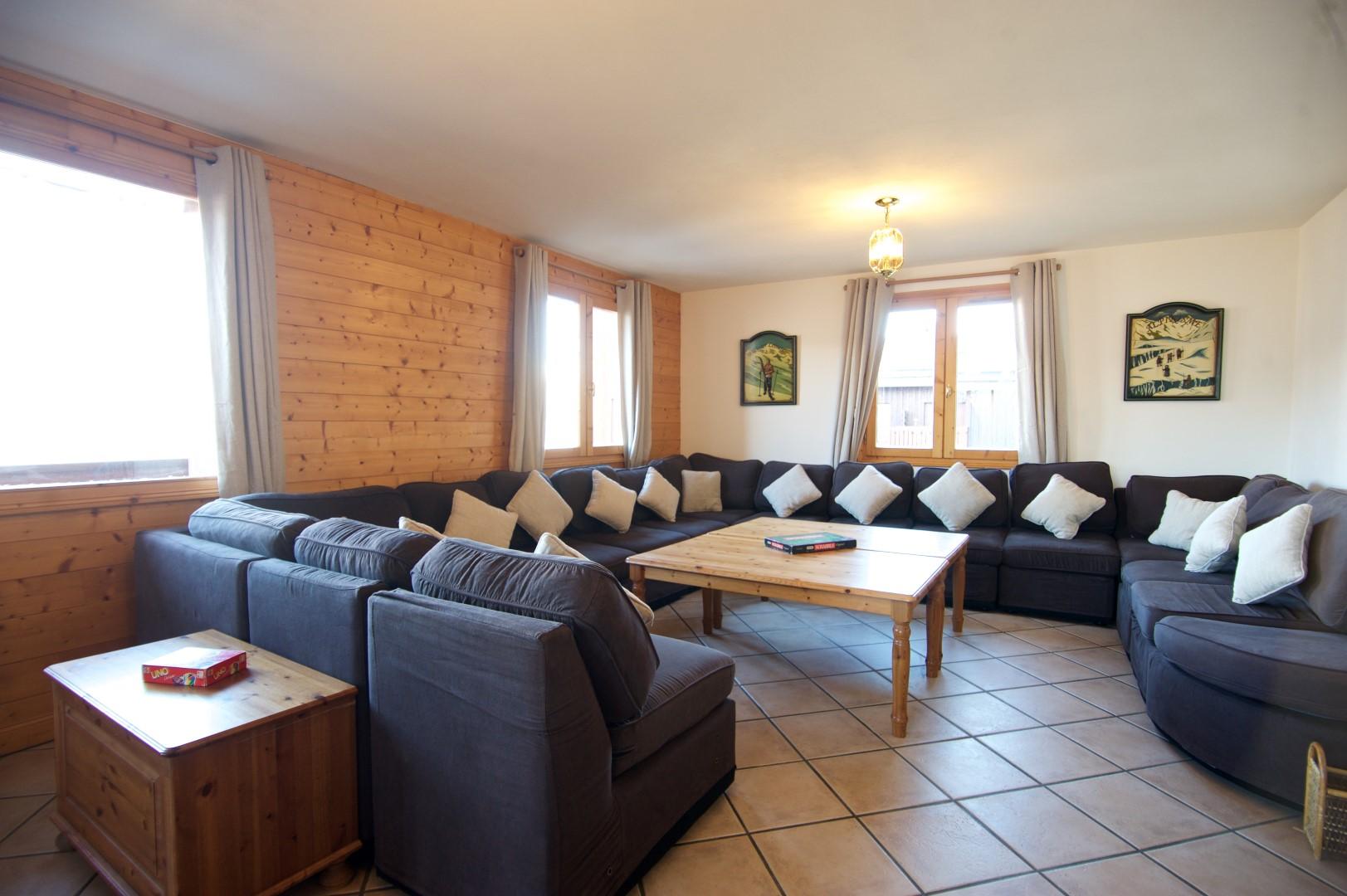 Anniek Lounge Area