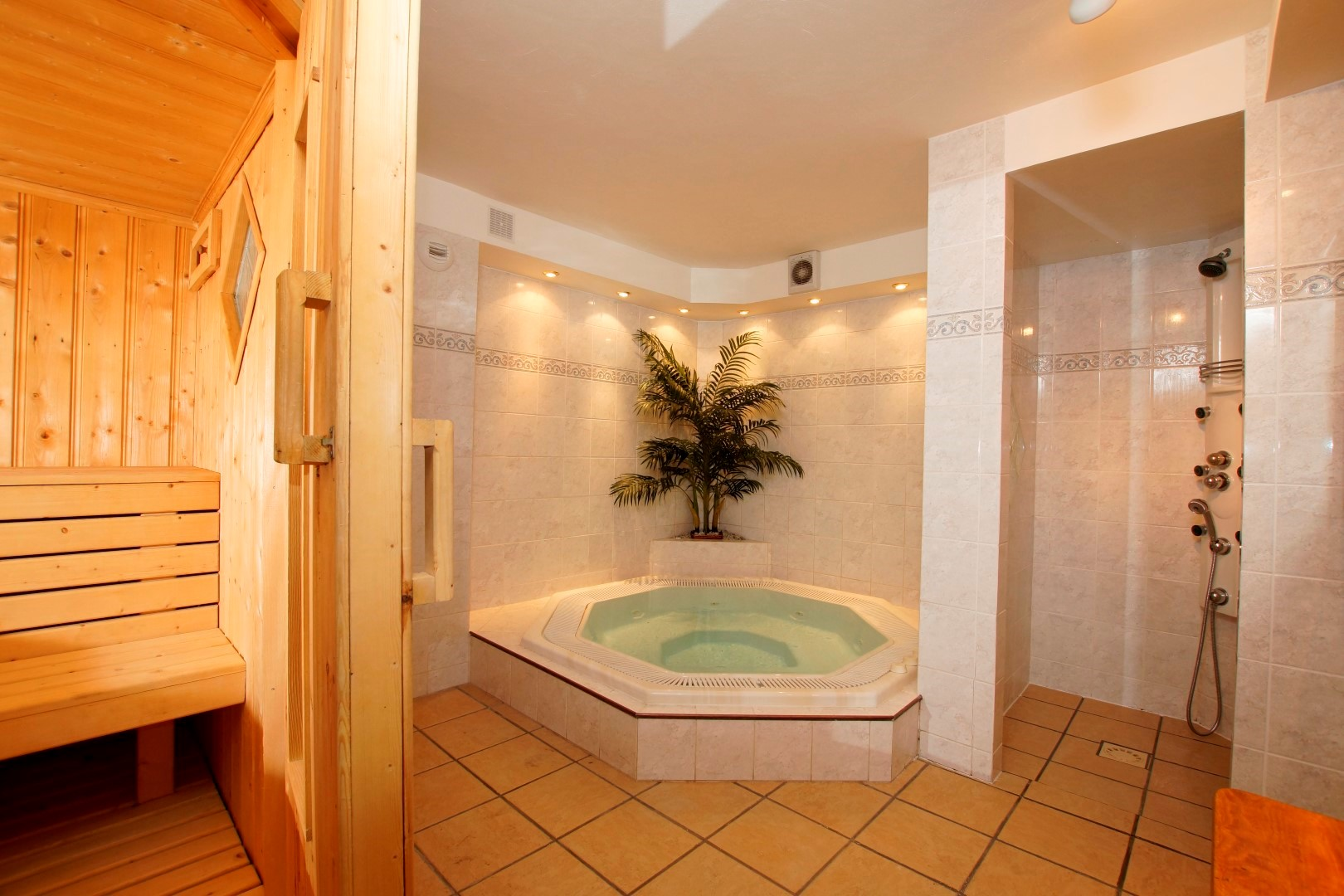 Property for Sale with Spa