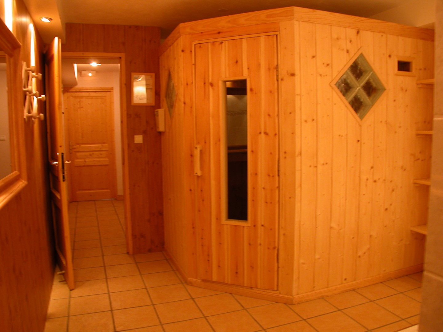Chalet for Sale with Sauna