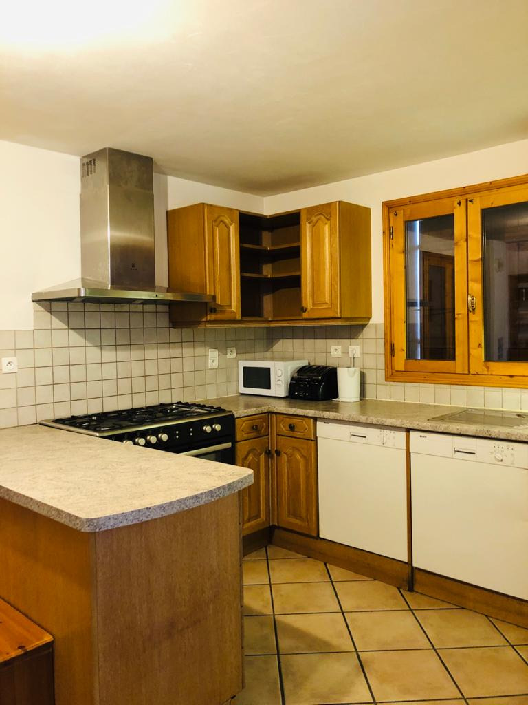 Chalet for Sale Kitchen