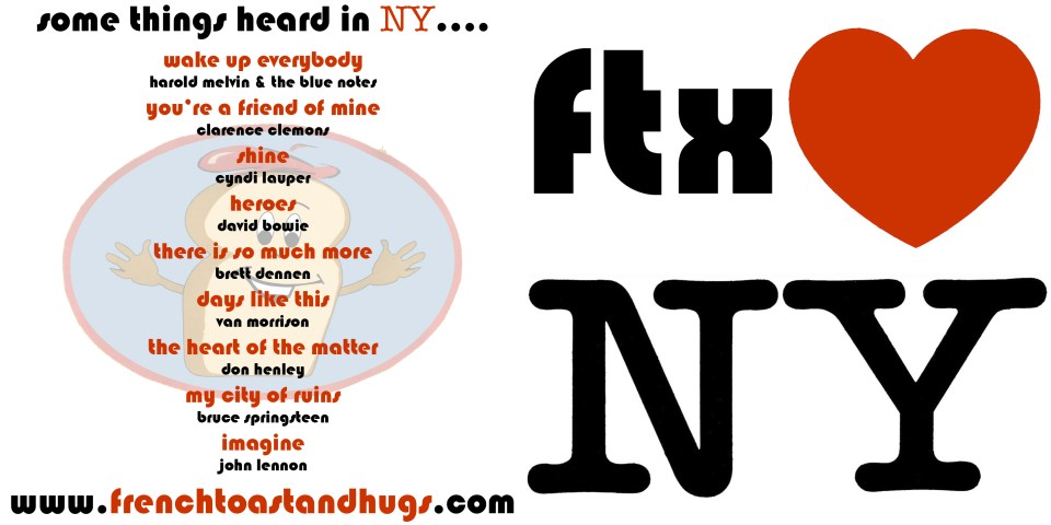 ftx ♥ ny soundtrack