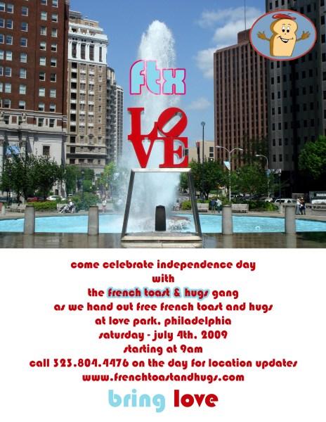 ftx love flyer