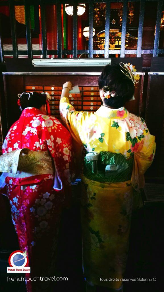 Série top kimono 1 – Japon