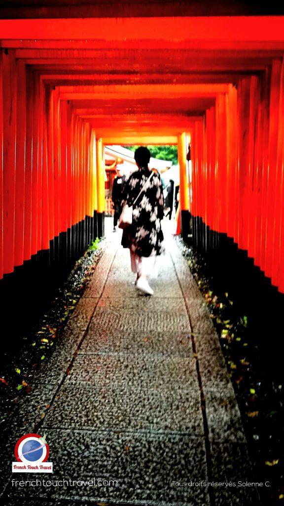 Série top kimono Japon