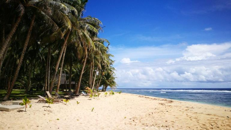 Top destination 2020, Plage de Siargao, Philippines
