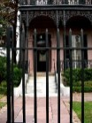 The Wrought Iron of New Orleans Another charming entranceway in the Garden District
