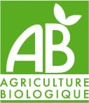 Agriculture Biologique logo - one of the French Organic classifications