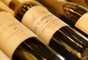 Les Carrasses wine