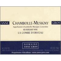 Domaine Anne Gros wine label