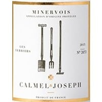 Domaine Calmel & Joseph wine label